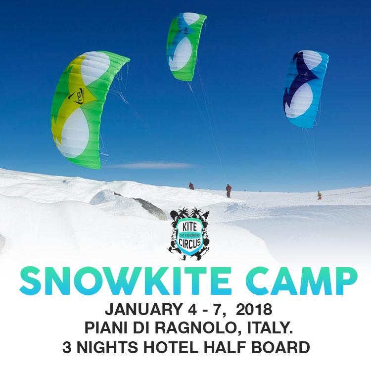 Snowkite Camp